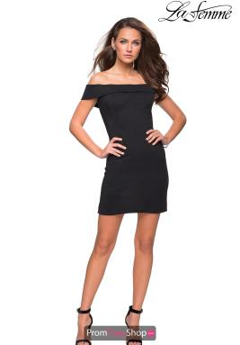 La Femme Short Dress 27087