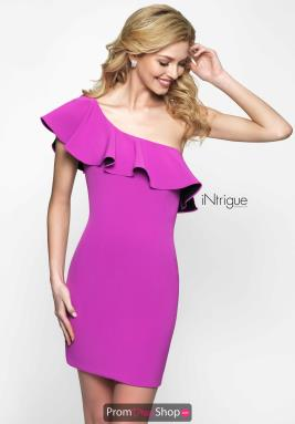 Intrigue by Blush Dress 481