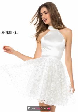 Sherri Hill Short Dress 51835