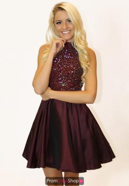 Sherri Hill Short Dress 52285