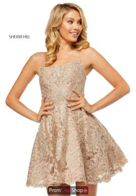 Sherri Hill Short Dress 52512