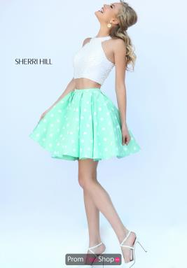 Sherri Hill Short Dress 32244
