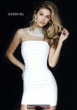Sherri Hill Short Dress 32283