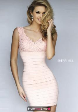 Sherri Hill Short Dress 32334