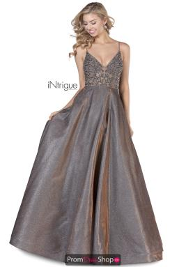 Intrigue by Blush Dress 710