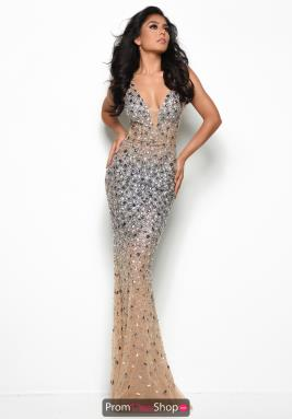 Jasz Couture Dress 7077