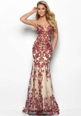 Jasz Couture Dress 7087