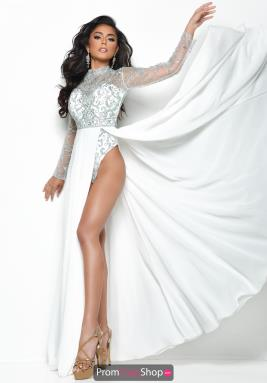 Jasz Couture Dress 7137