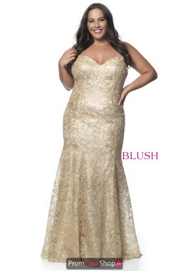 Blush Too Dress 11978W