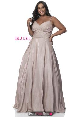 Blush Too Dress 5811W