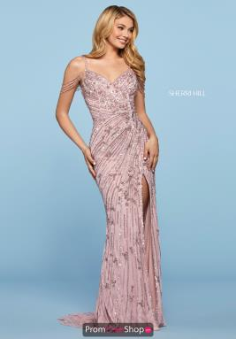 Sherri Hill Dress 53610
