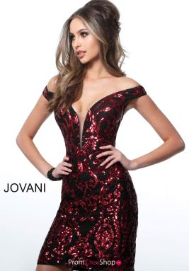 Jovani Short Dress 2666