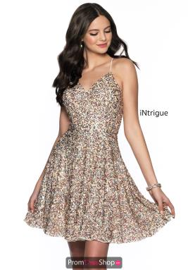 Intrigue by Blush Dress 602