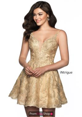 Intrigue by Blush Dress 603