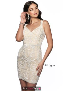 Intrigue by Blush Dress 607