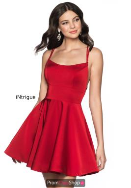 Intrigue by Blush Dress 639