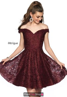Intrigue by Blush Dress 648