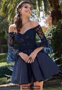 3008c64d76 Morilee Sticks & Stones Short Prom Dresses