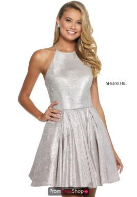 Sherri Hill Short Dress 52970