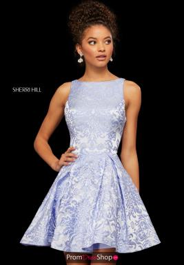 Sherri Hill Short Dress 52982