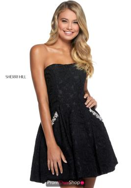 Sherri Hill Short Dress 53002