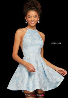 Sherri Hill Short Dress 53022