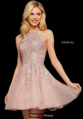 Sherri Hill Short Dress 53100