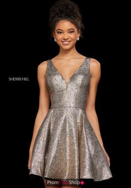Sherri Hill Short Dress 53106