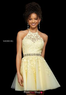 Sherri Hill Short Dress 53153