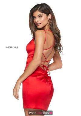 Sherri Hill Short Dress 53201
