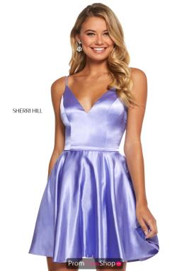 Sherri Hill Short Dress 52253