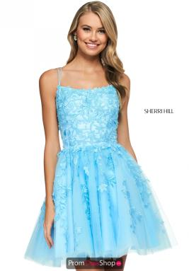 Sherri Hill Short Dress 53982
