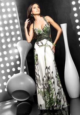 Jasz Couture Dress 4127