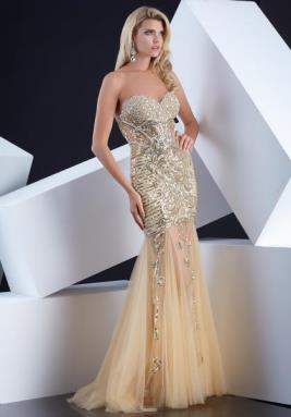 Jasz Couture Dress 5342