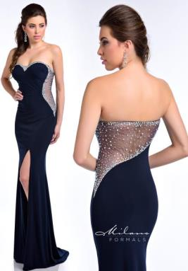 Milano Formals Dress E1778