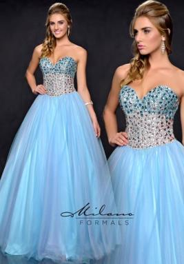 Milano Formals Dress E1715