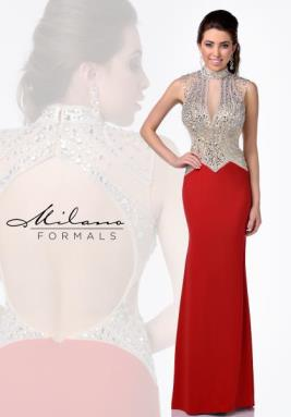 Milano Formals Dress E1761