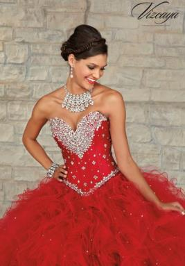 Vizcaya Dress 89036