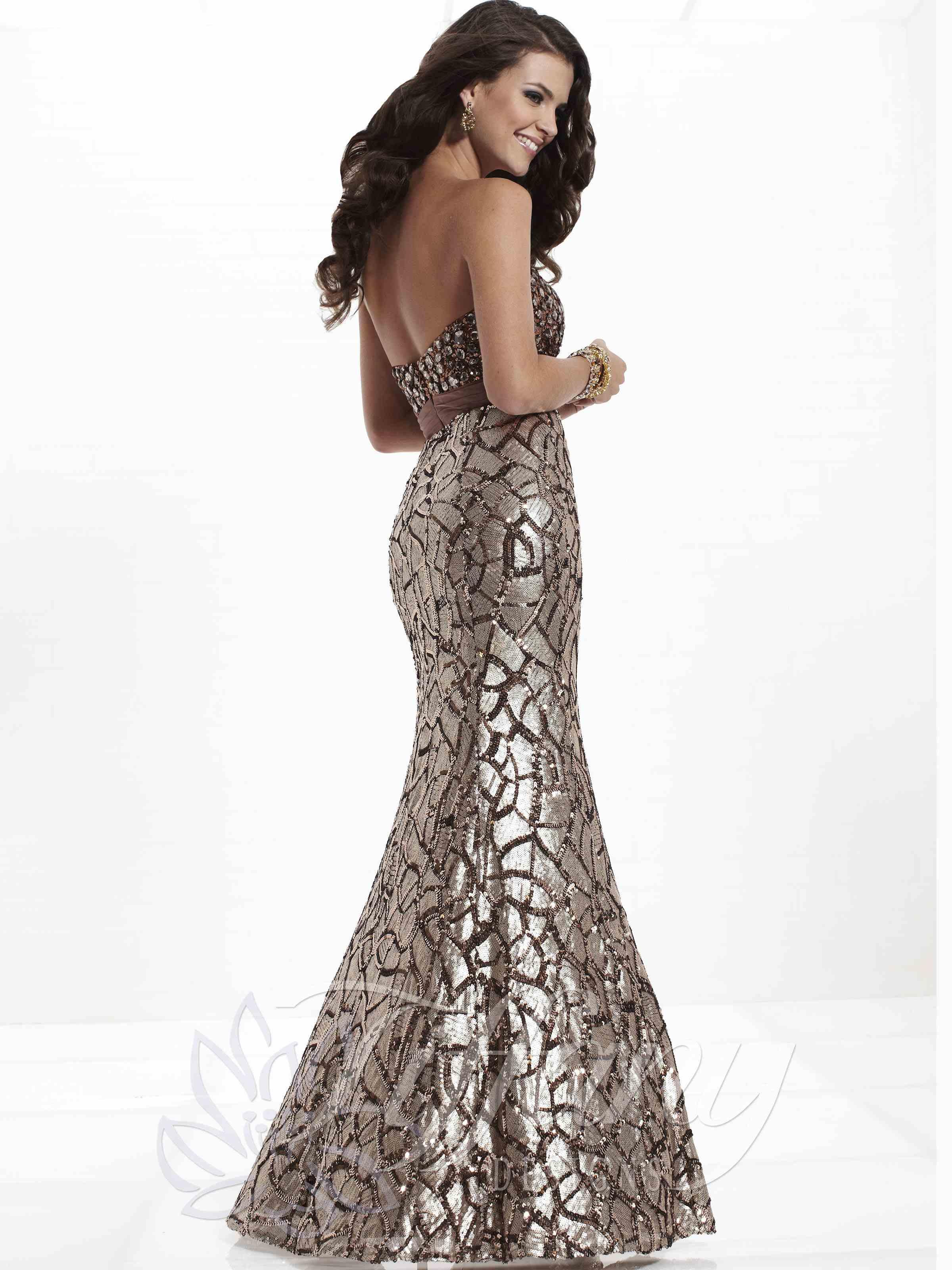 edgy prom dresses - photo #7