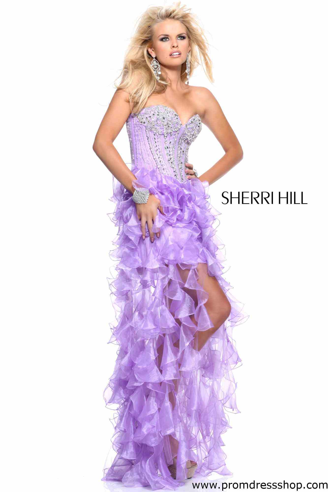 Prom Dresses Sherri Hill - Long Dresses Online