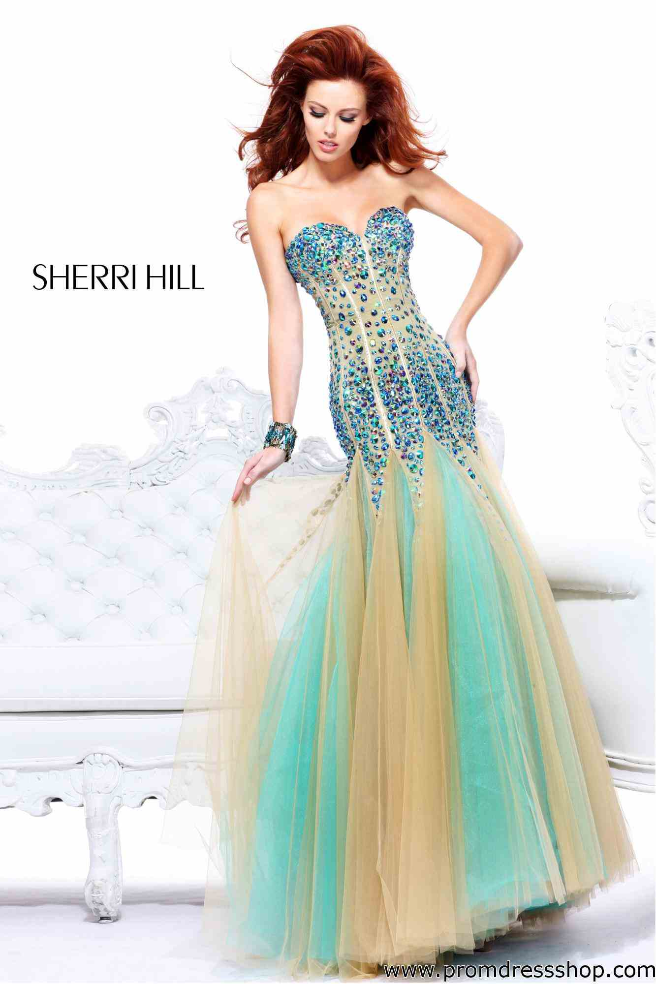 Sheri Hill Prom Dresses