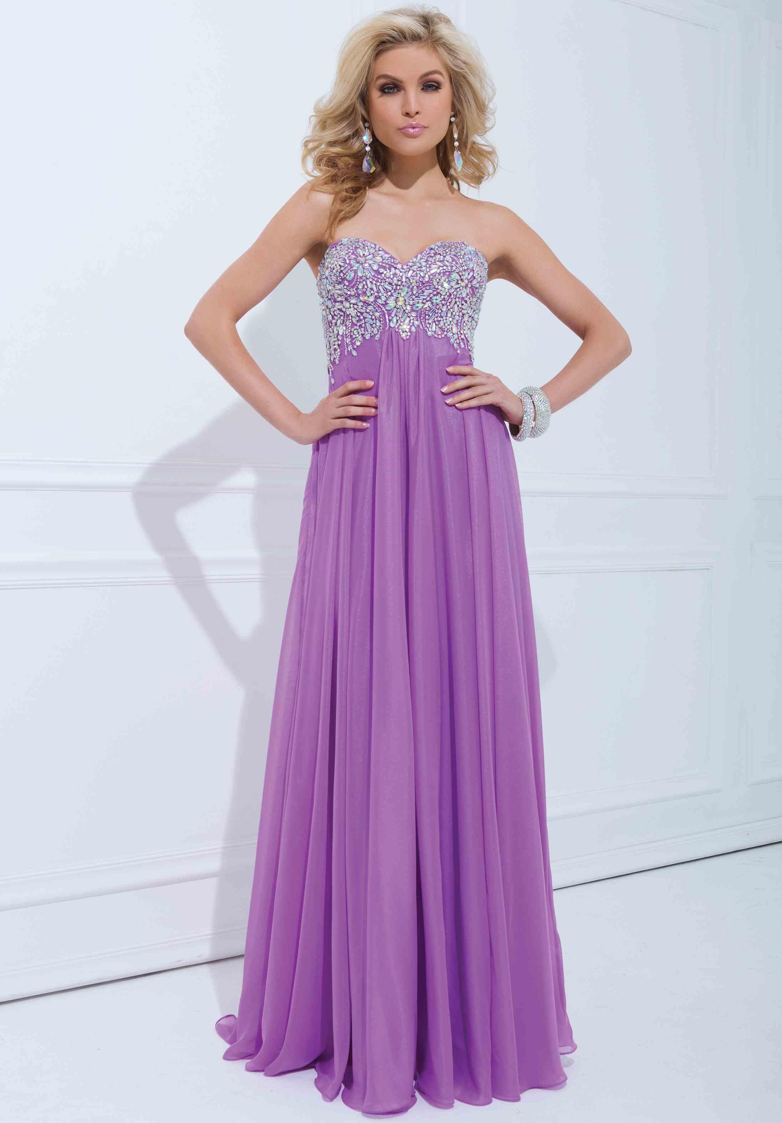 Prom Dresses Tony Bowls La Gala